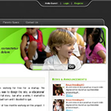 Edu Template - Free Web Template